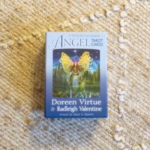 Rare Doreen Virtue Angel Tarot Cards